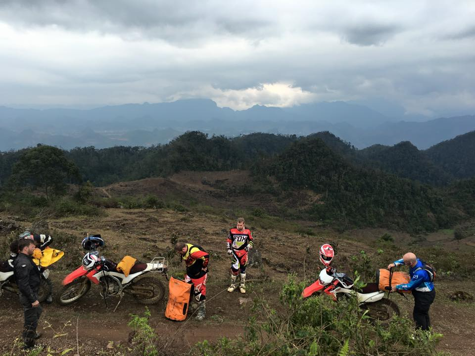 Cambodia Mountain Motorcycle Tour