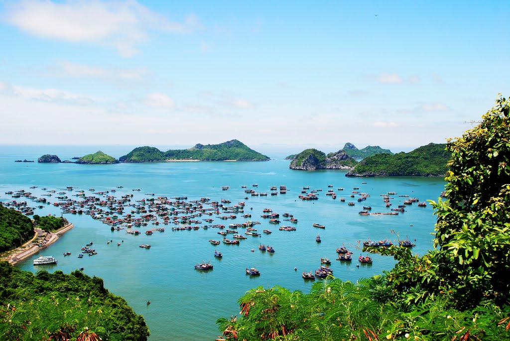 Motorbike Tours to Ha Long Bay and Cat Ba – 4 Days