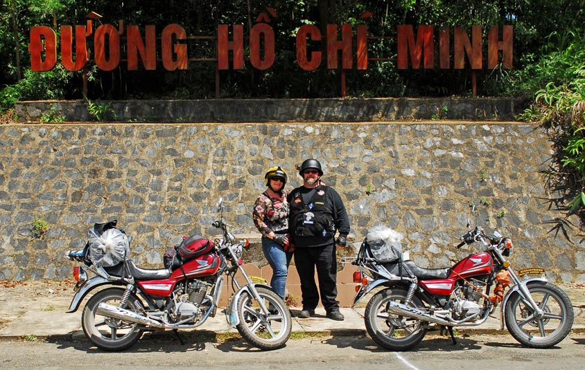 Hoi An motorbike tour to Hill-tribe village