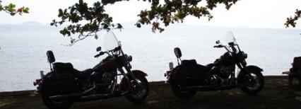 Cambodian Beach Motorbike Tour