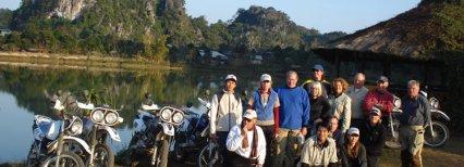 Laos Southern Motorbike Tour