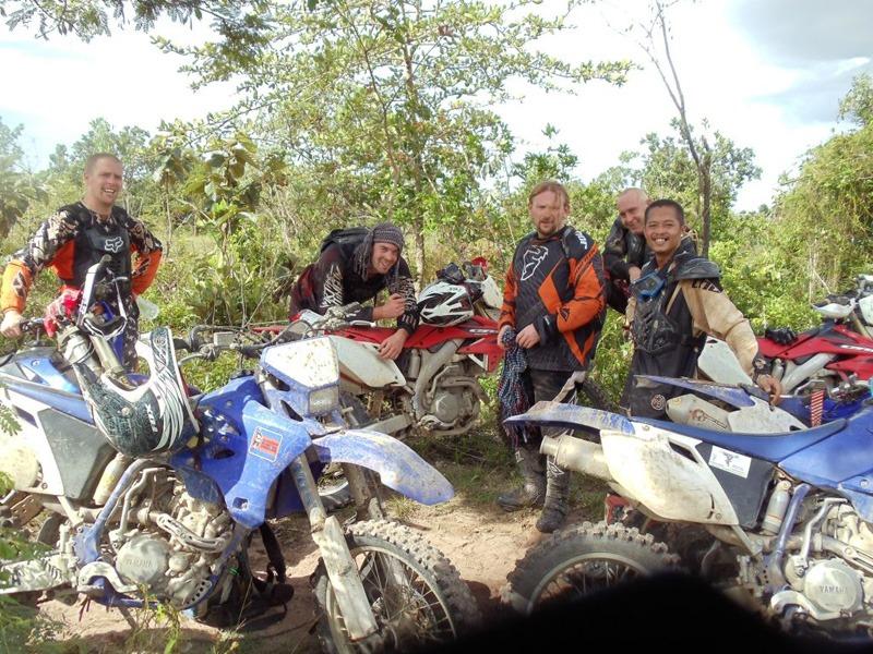 Southern Cambodia Motorbike Tour