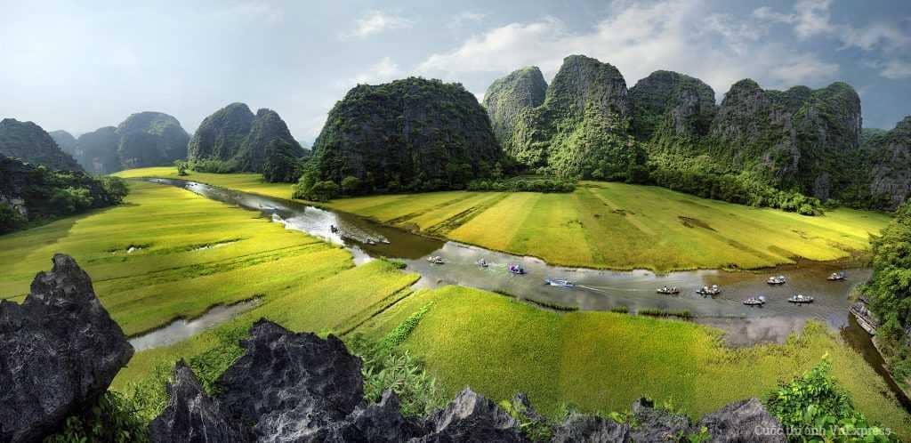 Hanoi Motorbike Tour to Cuc Phuong, Hoa Lu, Tam Coc