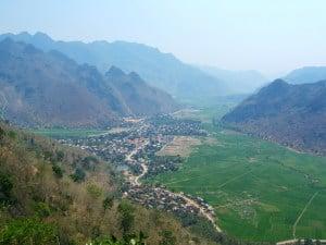 Vietnam Motorcycle Tours to Son La, Lai Chau, Sapa, Luc Yen