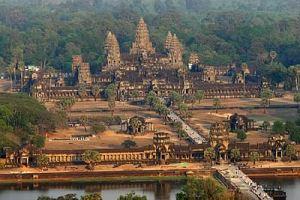 Angkor Watt Temples of Siem Reap
