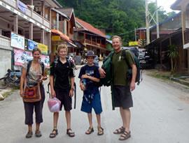 Pakbeng Trekking Tour