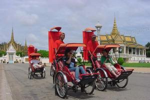 PhnomPenh Cyclo