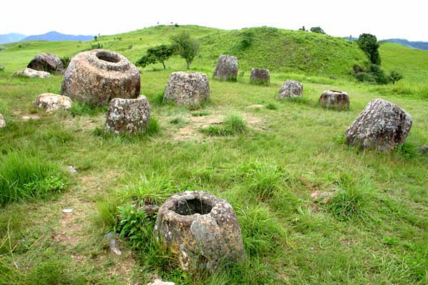 XIENG KHUANG AND THE PLAIN OF JARS