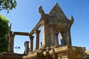 Preah VihearTemple in Cambodia