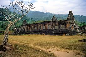 Wat Phu - worrld heritage site