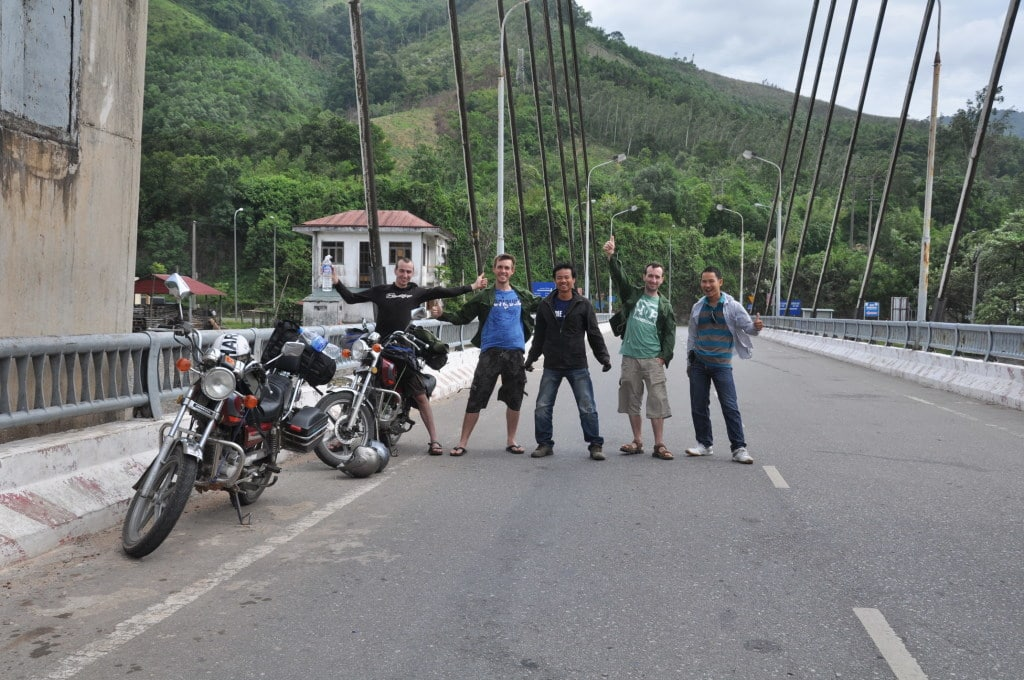 Vietnam Motorbike Tour from North to South