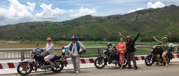 Saigon Motorbike Tour to Mui Ne, Da Lat, Nha Trang
