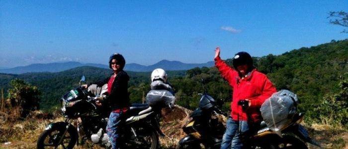 18day Vietnam motorbike tour_Ho Chi Minh trail motorbike tour