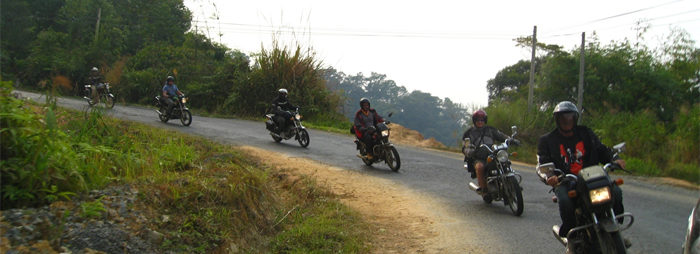 Saigon motorbike tour to Hoi An via Central Highlands