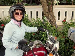 Saigon motorbike tour to Hoian
