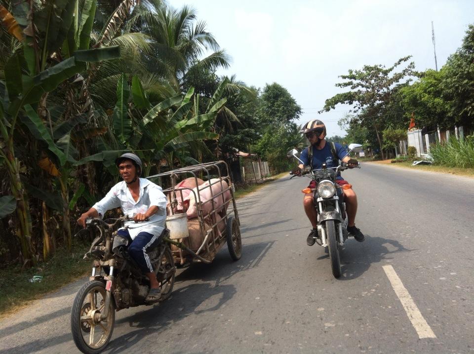 Saigon motorbike tour to Dalat via Central Highlands