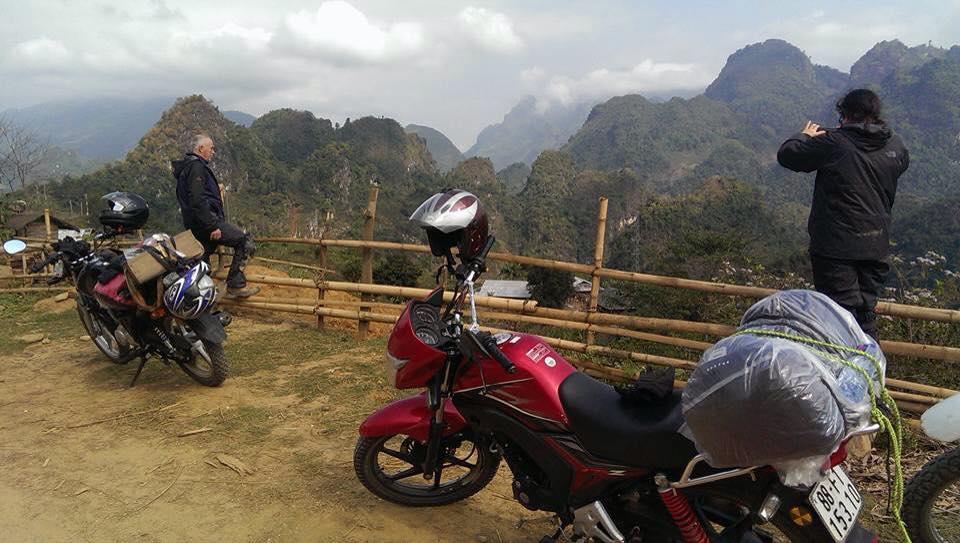 Vietnam motorbike tour from Hanoi to Saigon in 12 days
