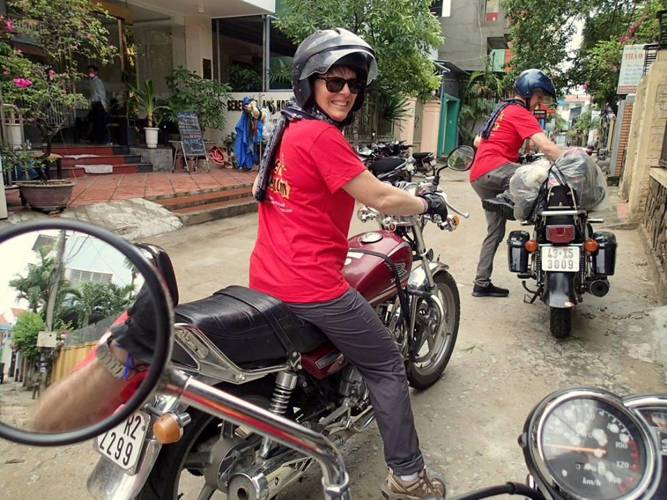 Hoian to Hanoi motorbike tour