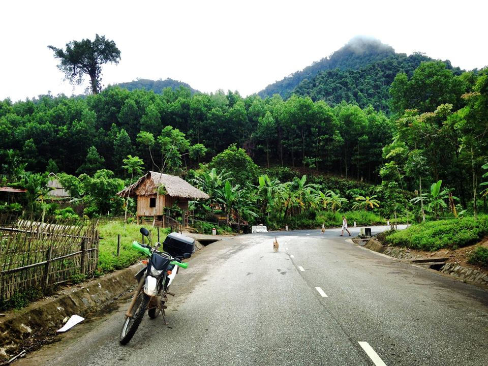 Saigon motorbike tour to Da Lat via Mui Ne beach for 4 days