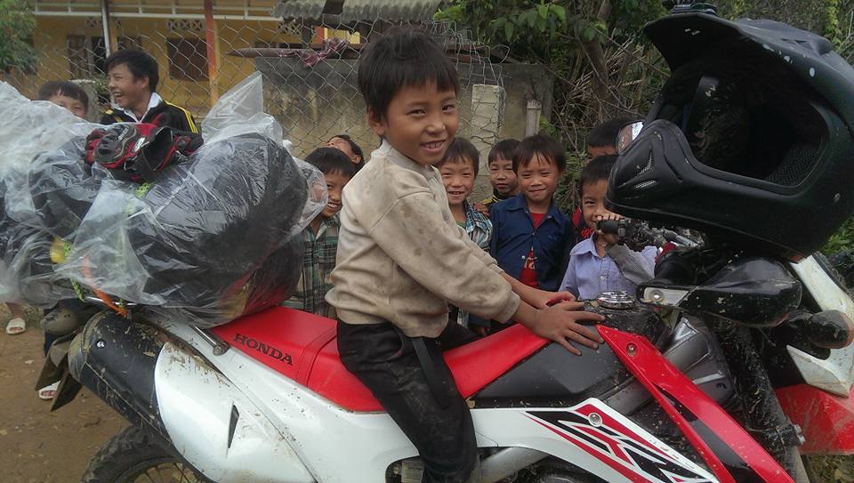 Hoi An motorbike tour to Quang Ngai via Ho Chi Minh Trails