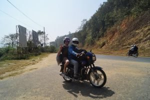 Hoian motorcycle tours to Kham Duc