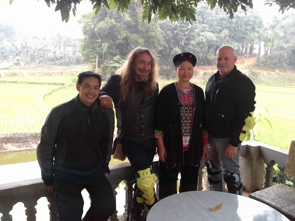 Northeast Vietnam motorbike tour from Hanoi to Bac Kan