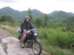 Di Linh motorbike tours to Dalat
