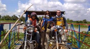 Saigon Motorbike Tour to Ben Tre