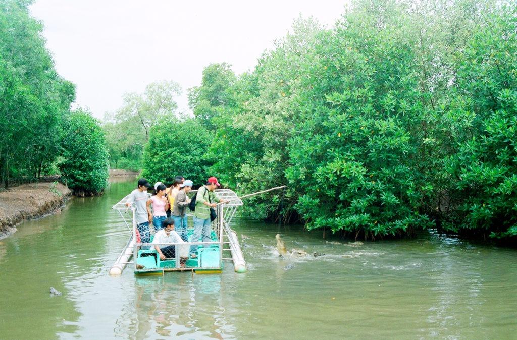 Saigon motorbike trip to Mekong Delta