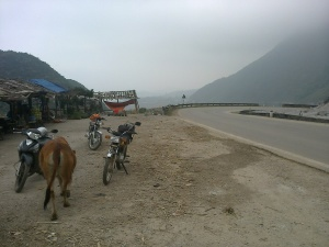 Than Uyen motorbike tours to Sapa
