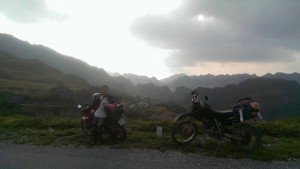 Tan Ky motorcycle tours to Phong Nha