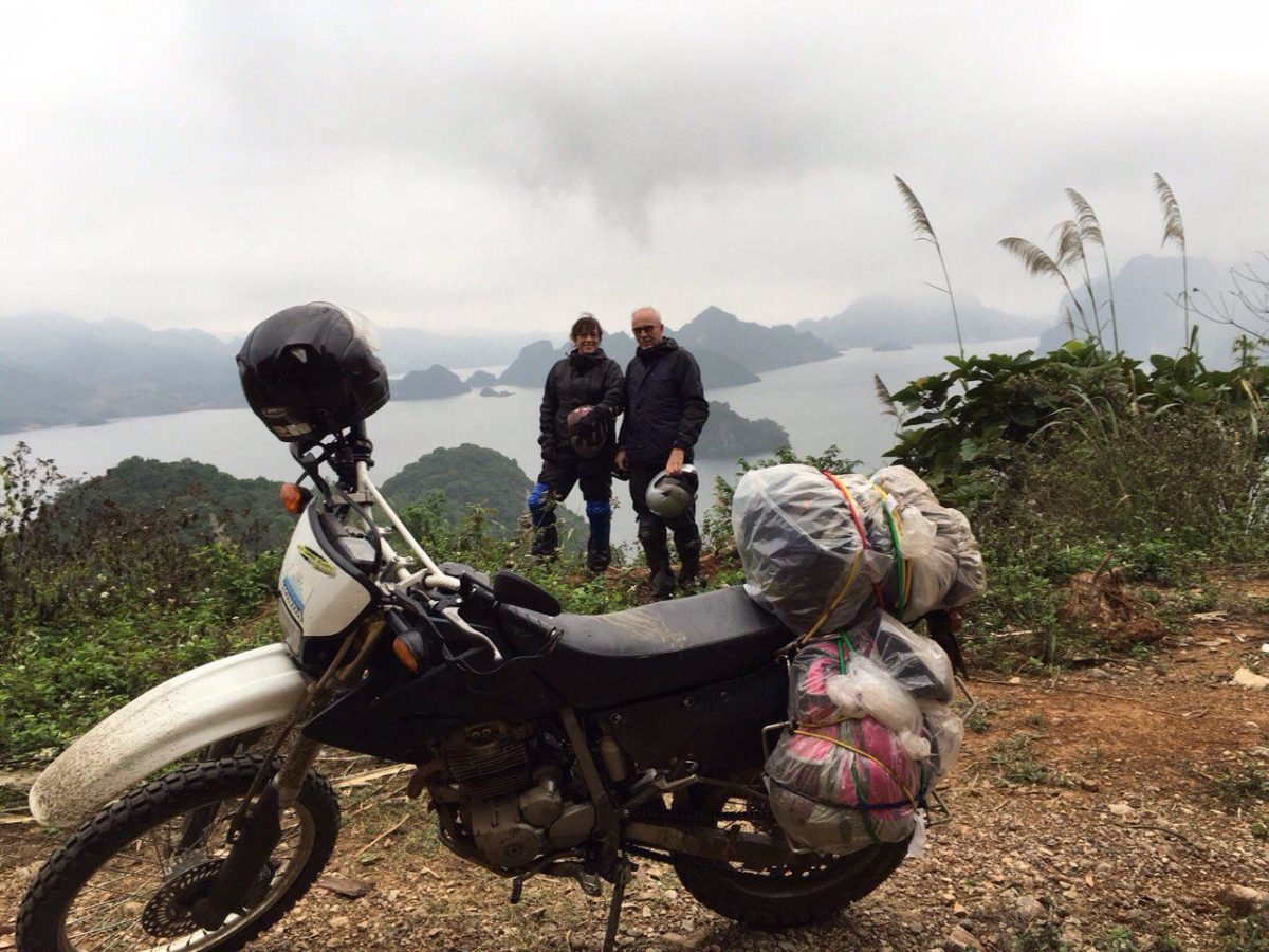 Glamorous Hanoi Motorcycle Tour to Hoi An via Sapa, Mai Chau and DMZ – 11 Days