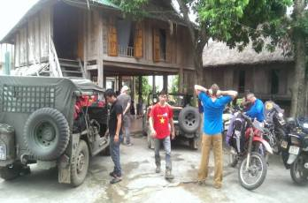 BLOCKBUSTER HANOI MOTORBIKE TOUR TO HOI AN VIA HO CHI MINH TRAILS AND DMZ – 6 DAYS