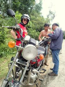 Bao Loc motorbike tours to Dalat