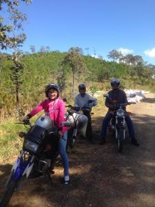 Saigon motorbike tours to Lagi