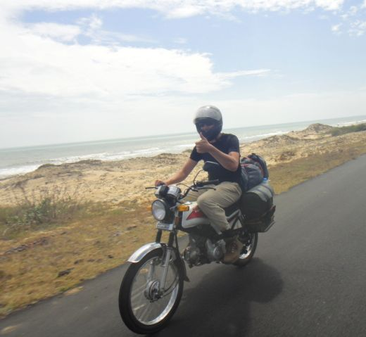 DA LAT MOTORBIKE TOUR TO MUI NE  BEACH