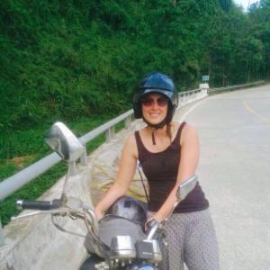Hoian motorbike tours to Kon Tum