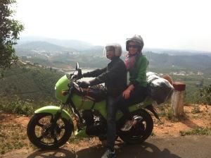 Kontum motorcycle tours to Kham Duc