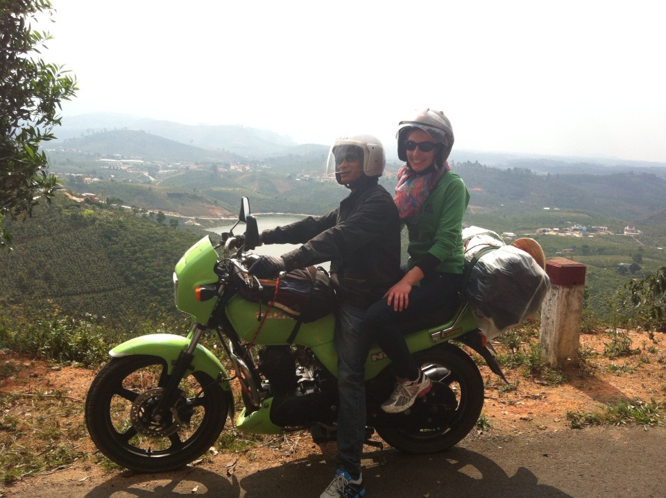 Kontum motorcycle tours to Kham Duc