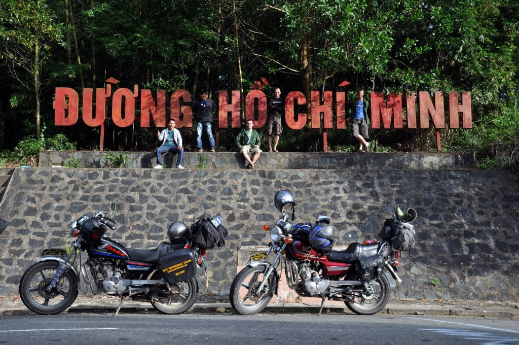 Vietnam motorbike tour from Hanoi to Saigon