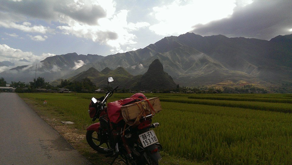 Northern Vietnam Motorbike Tour from Sapa to Halong Bay