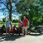 Saigon motorbike tour to Mekong Delta