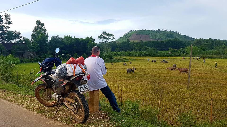 CHARMING NORTHERN VIETNAM MOTORBIKE TOUR TO MAI CHAU, THAC BA, BA BE – 6 DAYS