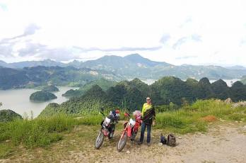 Awesome Northwest Vietnam Motorbike Tour from Hanoi to Phu Yen, Mu Cang Chai, Sapa