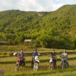 Vietnam northwest motorbike tour