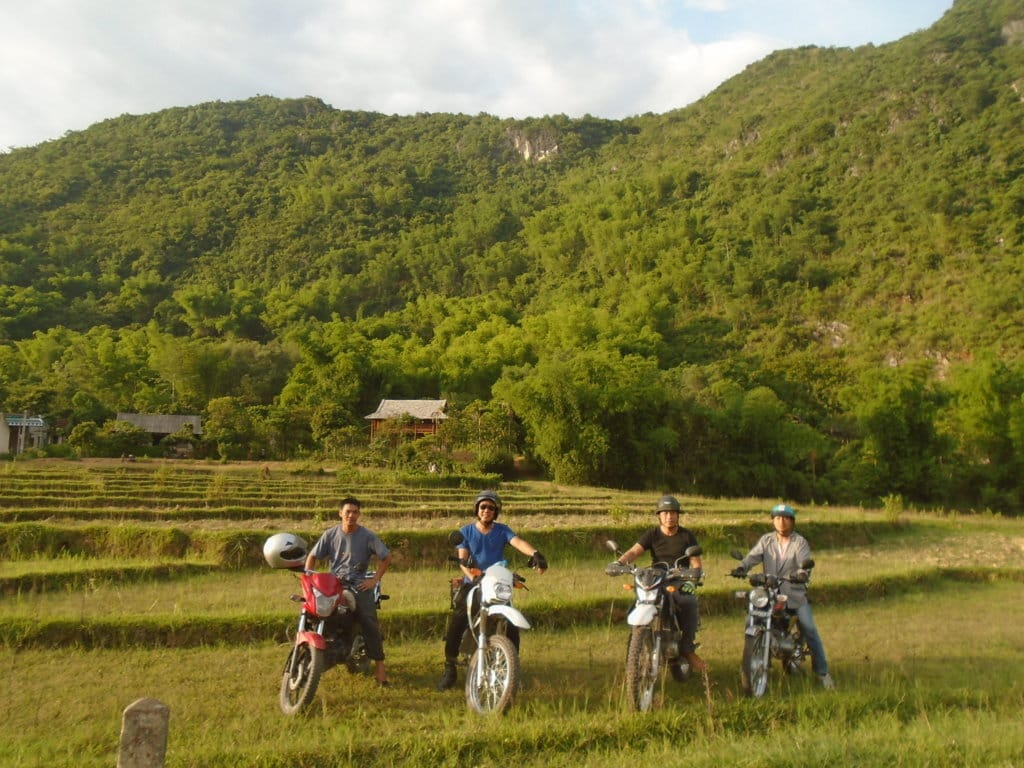 AWESOME NORTHWEST VIETNAM MOTORBIKE TOUR – 5 DAYS