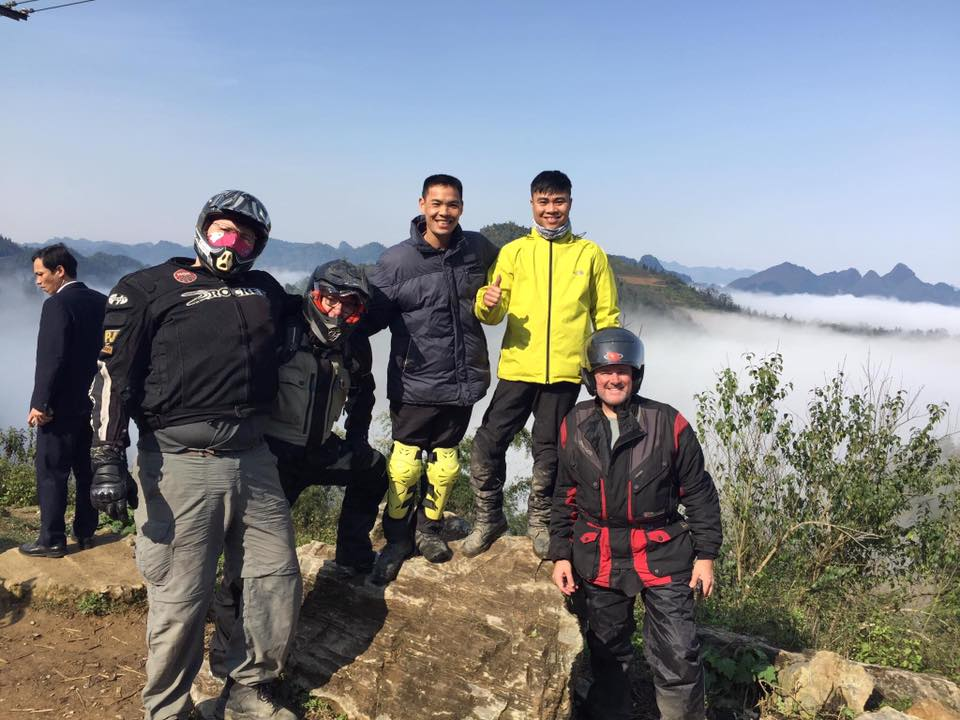 Hanoi motorbike tour to Saigon via Ho Chi Minh Trails and Central Highlands