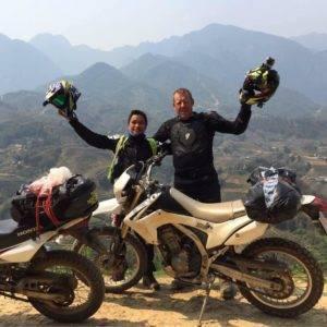 Short North-west Vietnam motorbike tour to Mai Chau and Phu Yen