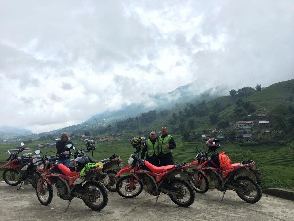 Best ever Vietnam Motorbike Tour ft. Northwest, World Heritage Sites of Phong Nha, Hue – 8 Days