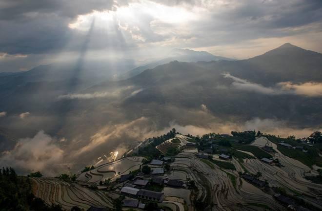 Hoang Su Phi terraced fields - Ha Giang